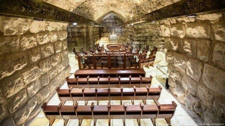 Israel Turns Historic Palestinian Mosque Into Nightclub