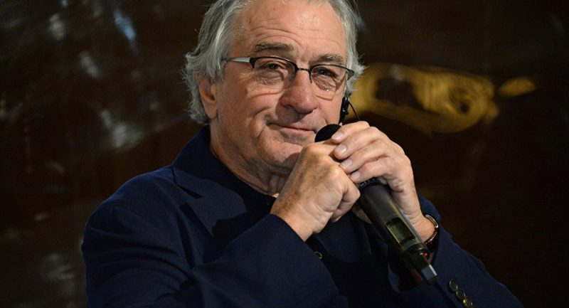 Robert De Niro Slams Trump as 'Wannabe Gangster' and 'Total Loser'