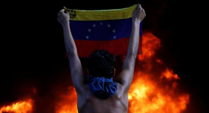 """The struggle for Venezuela would be """"the trigger for a world war"""""""