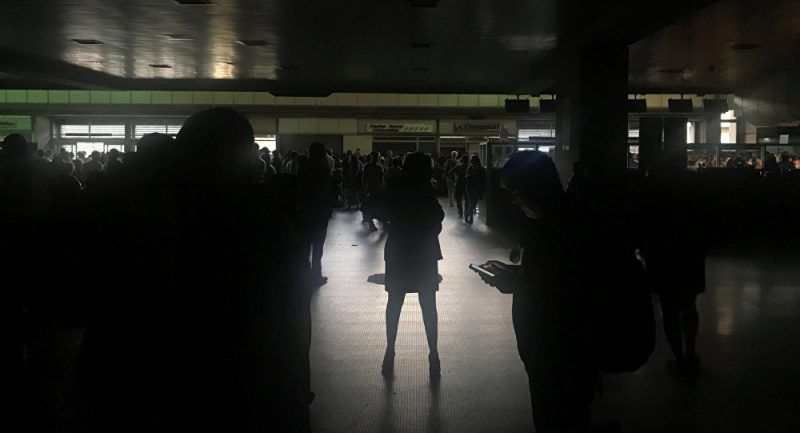 Venezuela Blackout Caused by Low Turbine Speed as Result of Cyberattack - Source