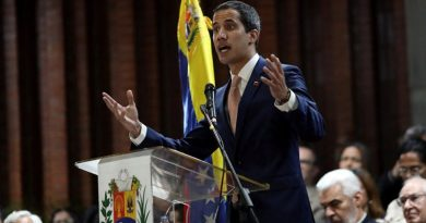 Venezuelan Authorities Launch Criminal Case Against Guaido