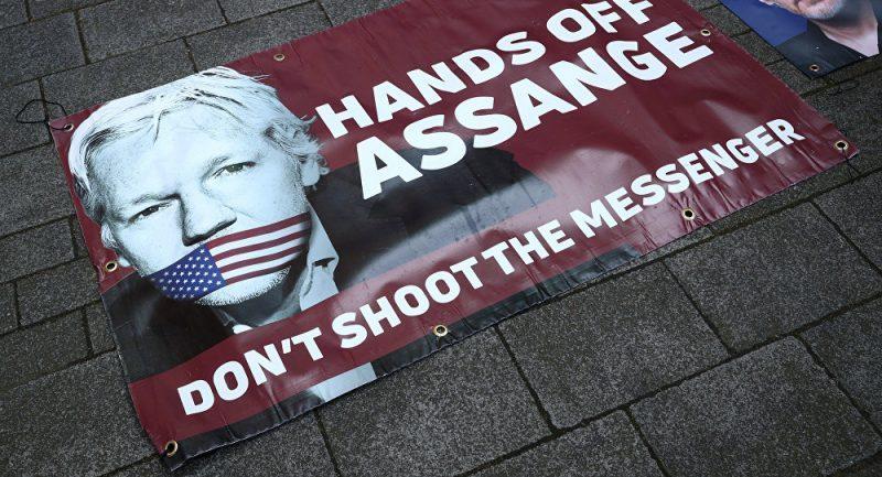 End of Freedom of Speech in the West: Arrest of Assange, Creator of WikiLeaks