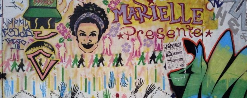 Marielle Franco's Image Takes Over Walls All Over Brazilian Cities And Beyond