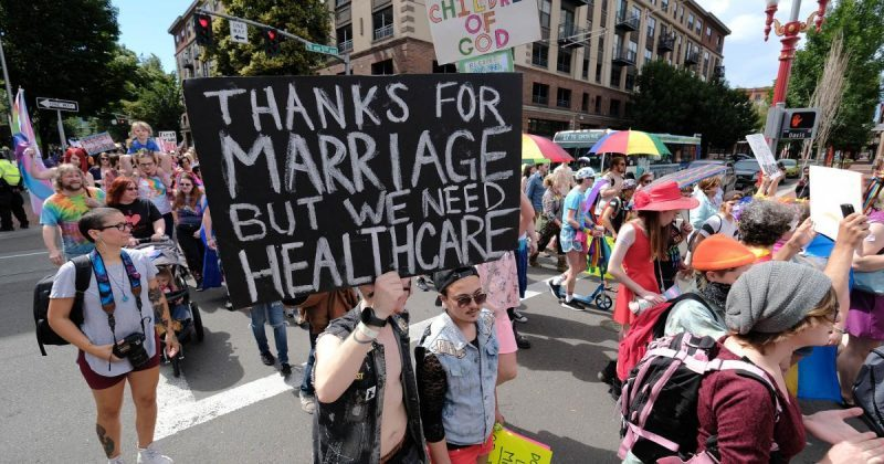 Texas Republicans Advance a Bill That Would Allow Doctors to Refuse LGBTQ Patients