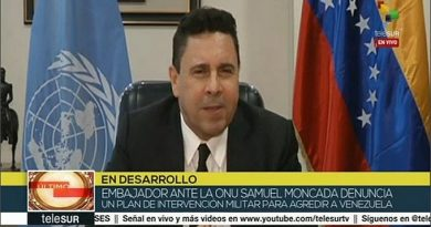 Moncada calls International Conference against US Aggression with 40+ Countries (+Video)