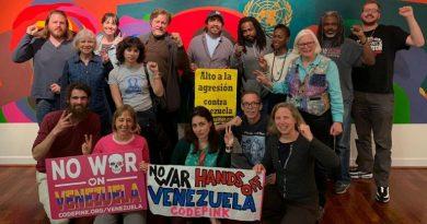 Action: 24/7 Protection of DC Venezuelan Embassy