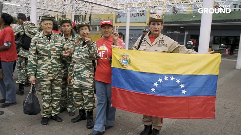 """""""The Militia is All of us"""": Who Are Venezuela's Pro-Maduro """"Colectivos"""", so Demonized by the West?"""