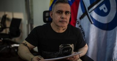 Tarek William Saab: There are Enough Reasons to Jail Guaidó