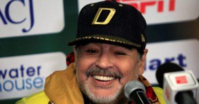 Maradona Fined For Dedicating Victory to Maduro & Venezuelans in Post-match Rant
