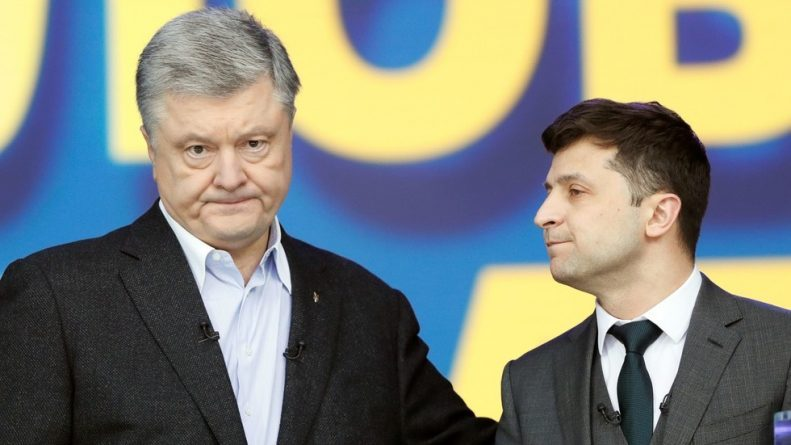 """I'm Not Your Opponent, I'm Your Sentence!""; Ukraine Presidential Hopefuls Trade Jabs in Last Debate"