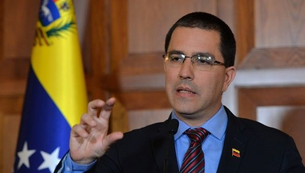 Chancellor Arreaza: No Act of Imperialism Will Deter Cooperation Between Free Countries (Cuba-Venezuela)