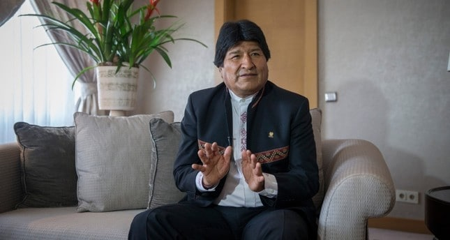 Evo Morales: Bolivia, Turkey Eye Stronger Economic, Diplomatic Ties in New Period Ahead