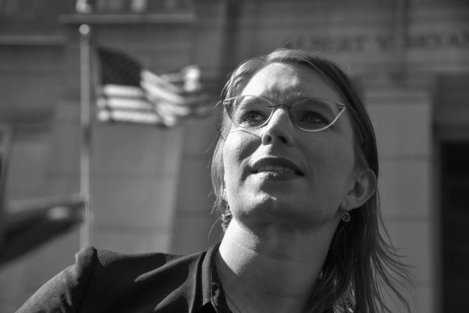 Chelsea Manning's Lawyers Ask Court to Release Her, Pending Appeal, Citing Abuse of District Court Discretion