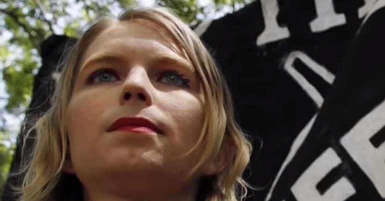 Amnesty International Doesn't Recognize Chelsea Manning as Prisoner of Conscience but it does Recognize Leopoldo Lopez as One
