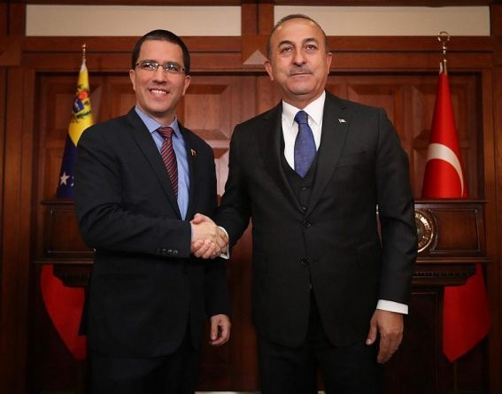 Turkey Ratifies Support for Maduro's Government