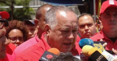 Cabello: Venezuela is a Heroic People and Nicolás Maduro is Leading the Battle