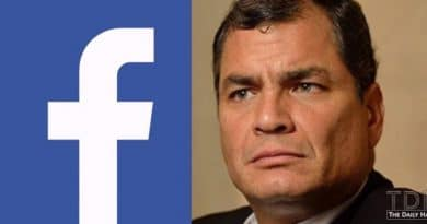 Facebook Removes Page of Ecuador's Former President on Same Day as Assange's Arrest