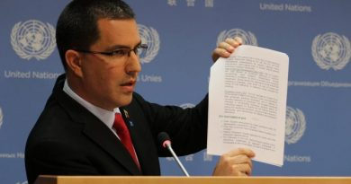 """Arreaza: """"Abrams Told me: the Coup Failed, Now We're Going for the Collapse of the Economy"""""""