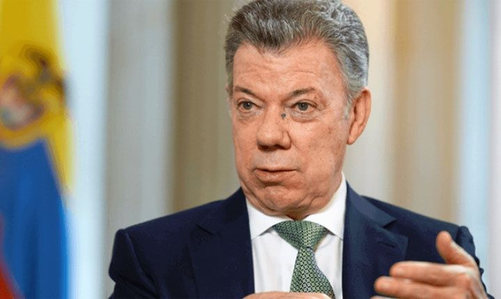Colombia's Santos: We Need a Dialogue With Maduro