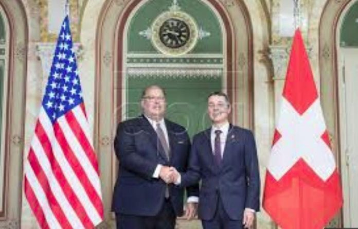 Switzerland to Represent US Interests in Venezuela (Pending Venezuelan Approval)