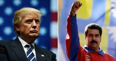 Trump Can Not Bend Maduro