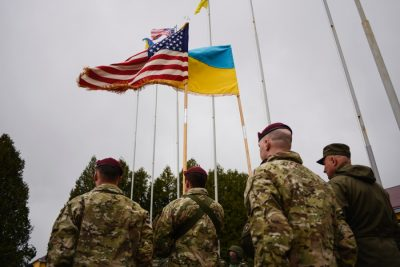 US and NATO's Ongoing Support for Neo-Nazis in Ukraine