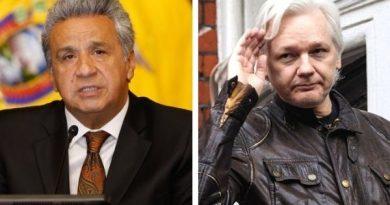 Ecuador: Assange 'Violated' Asylum Terms, Final Decision Looming