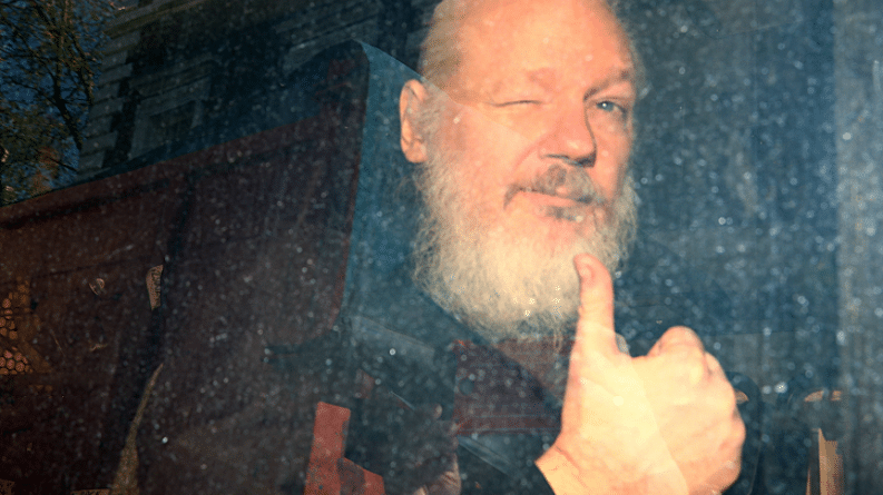 Assange's Arrest in Times of Global Siege
