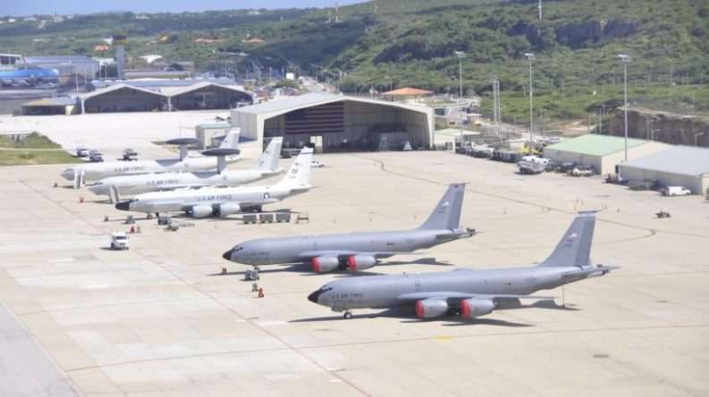 A Walk Through US Military Bases in Curacao and Aruba