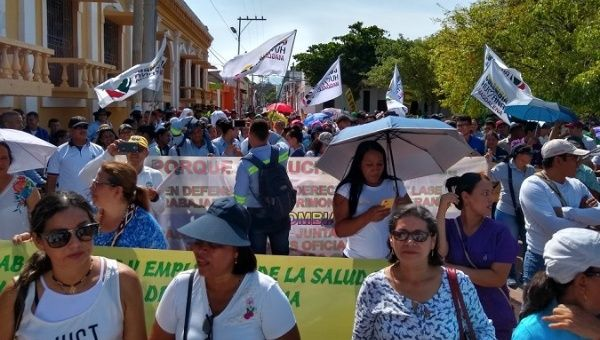 Colombia: Nationwide Strike Against Duque's Neoliberal Policies