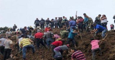 Landslide in Southwestern Colombia Kills at Least 14