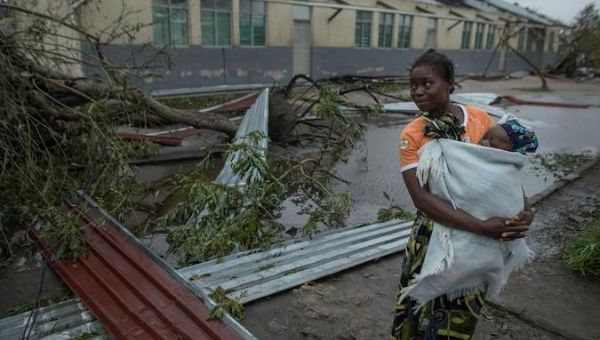 Sex-for-Aid Trade Affects Cyclone Idai Survivors: Report