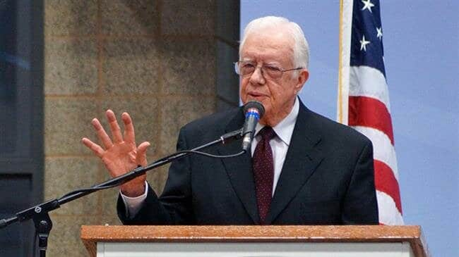 US Enjoyed 16 Years of Peace in Its 242-Year History: Carter