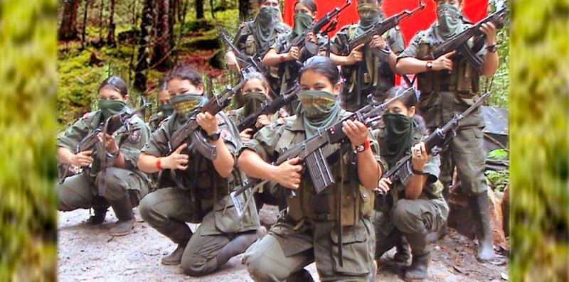 Why Latin America's Oldest Insurgent Communist Army is Growing