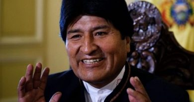 Evo Morales Leads Latest Bolivia Elections Poll by 6 Points