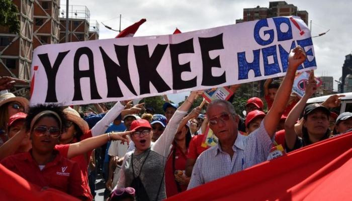 Venezuela Confronts Fabricated Chaos