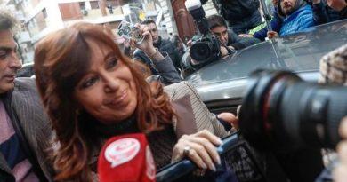 Cristina Fernandez-Kirchner Leads Electoral Polls in Argentina