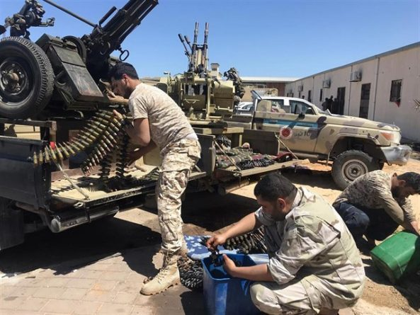 UN Calls for Humanitarian Corridors to Allow Exit of Civilians From the Fighting Area in Tripoli