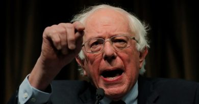 Bernie Sanders Calls Out Netanyahu's 'Racist Government'