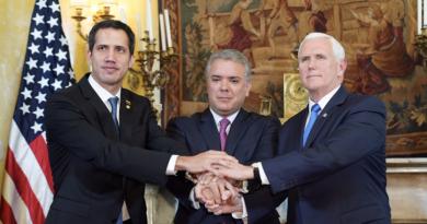 Venezuela: Recognition of Juan Guaidó a 'Clear Violation of International Law'