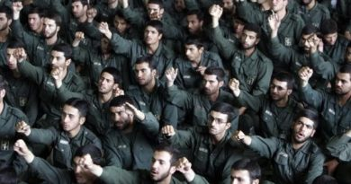 US Designates Iran's Revolutionary Guard Terrorist Organization