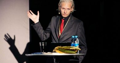 The Martyrdom of Julian Assange
