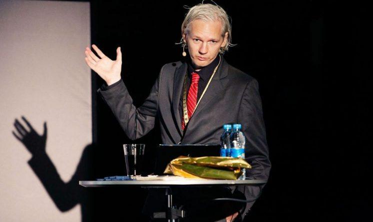 The Martyrdom of Julian Assange