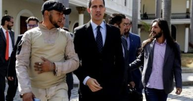 Back to the US: IMF Directors Do Not Recognize Juan Guaido