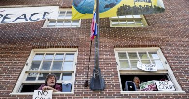 """US Police Allow Venezuelan Opposition to """"Lay Siege"""" to DC Embassy, Tenants"""