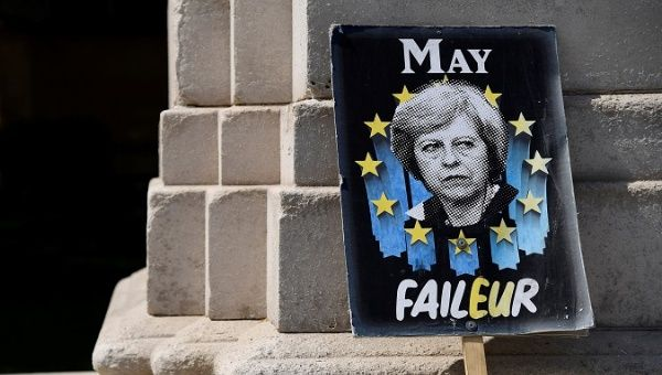 May's Potential Replacements Ready Portfolios for PM Election