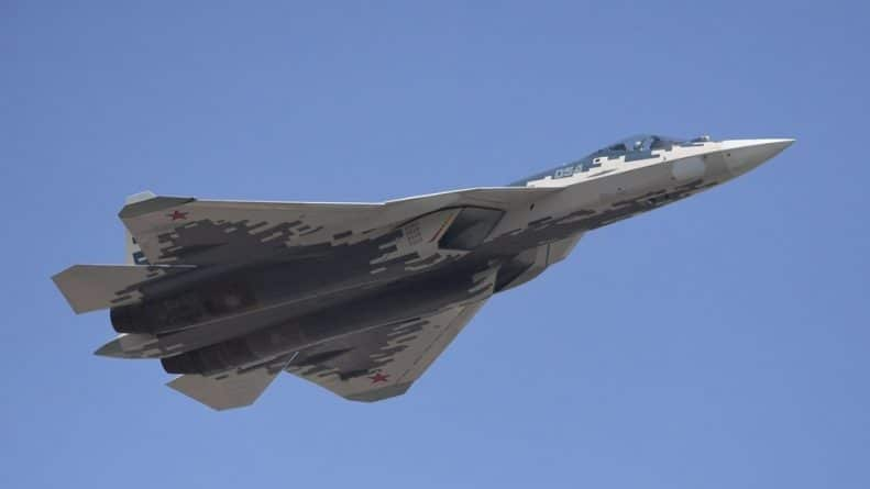 Russia Ready to Replace US F-35s with Su-57s if Ankara's Deal with US Fails