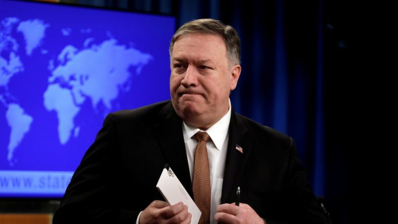 """Any US Action in Venezuela Would be Lawful"": Pompeo Drums up Invasion Option After Failed Coup"