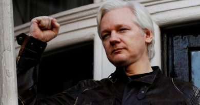 Up to 175 yrs in Prison: US Slaps Julian Assange With 17 More Charges Under Espionage Act