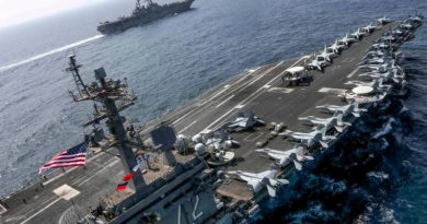 """""""We will Sink US Warships With 2 Secret Weapons"""": Iranian Commander Warns on US Threats"""